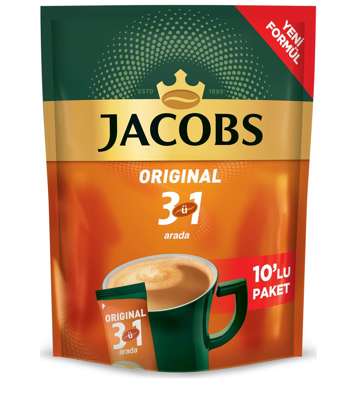 JACOBS 3IN1 10*16GR