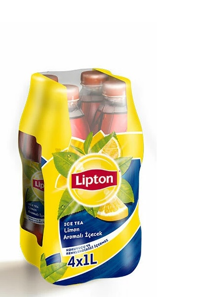 LİPTON ICE TEA 4X1LT LİMON