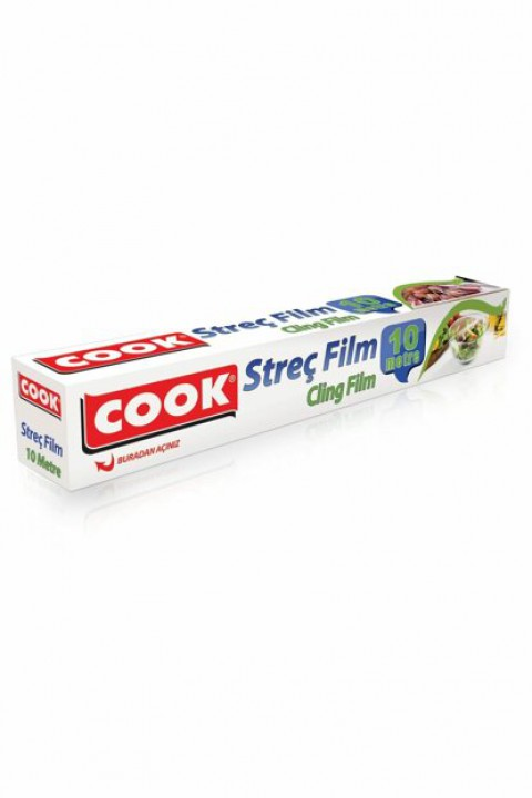 COOK STREC FILM 10M