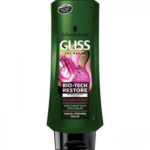 GLISS ŞAMPUAN 360ML BIOTECH