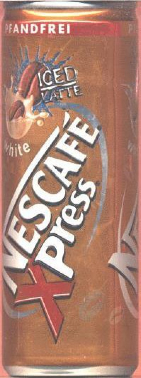 NESCAFE 250ML SÜTLU